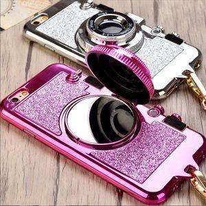 Camera & Mirror IPhone Case